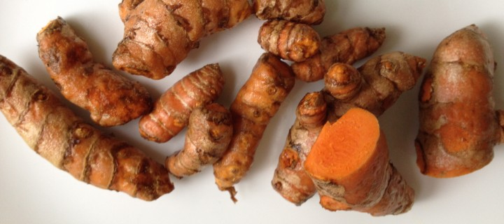 Fermented turmeric: Pop for pain relief
